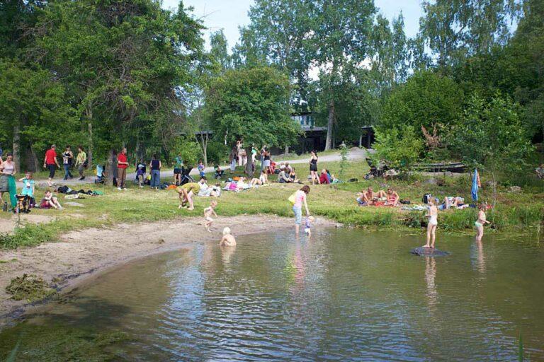 Badplatsen, Birka Vikingastaden